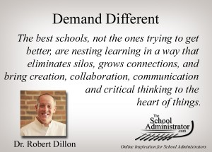 Demand Different – Dr. Robert Dillon