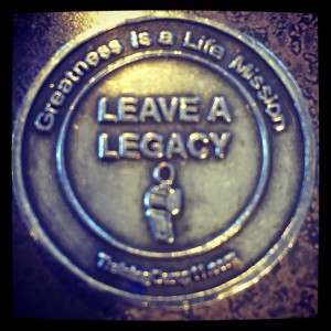 Legacy Coin